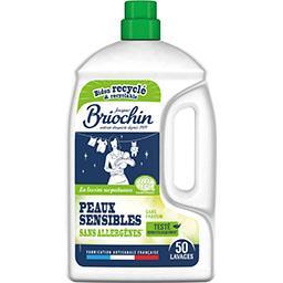 Briochin Briochin Lessive liquide peaux sensibles sans parfum le bidon de 2,27 l