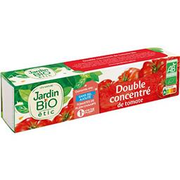 Jardin Bio Jardin bio étic - Double concentré de tomate BIO le tube de 200 g