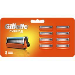 Gillette Gillette Recharges de lames de rasoir pour homme Fusion5 Le paquet de 8 lames