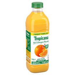 Tropicana Tropicana Pure Premium - Jus d'orange avec pulpe la bouteille de 1,5 l