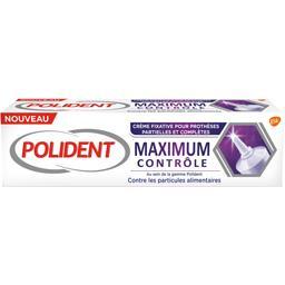 Polident Polident Crème fixatrice prothèses Maximum contrôle le tube de 40 g