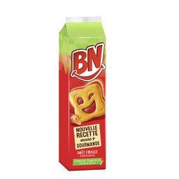BN BN Biscuits à la fraise la paquet de 285g