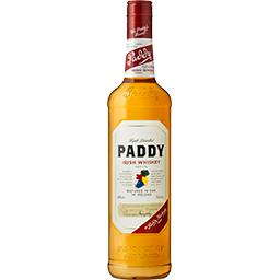 Paddy Paddy Irish Whiskey la bouteille de 70 cl