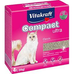 Vitakraft Vitakraft Litière compact ultra 4kg