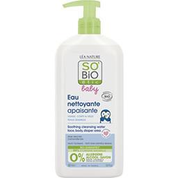 SO'BiO étic So'bio Etic Baby - Eau nettoyante apaisante visage corps & siège le flacon de 500 ml
