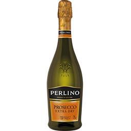 Brut Perlino Prosecco extra dry, vin effervescent La bouteille de 75cl