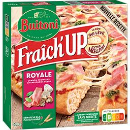 Buitoni Buitoni Fraîch'Up - Pizza Royale la boite de 600 g