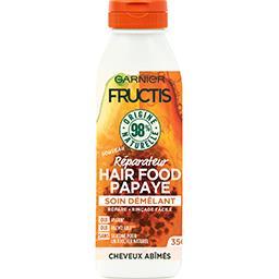 Fructis - Soin démêlant réparateur Papaye Hair Food