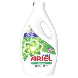 Ariel Ariel Lessive liquide  original 30 lavages La bouteille de 1.650l