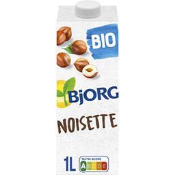 Bjorg Bjorg Boisson noisette calcium BIO la brique de 1 l
