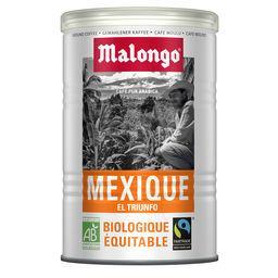 Malongo Malongo Café moulu Mexique BIO le paquet de 250 g