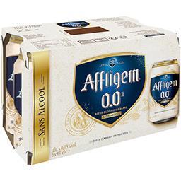 Affligem Affligem Bière 0,0 sans alcool le pack de 6 x 33cl - 198cl