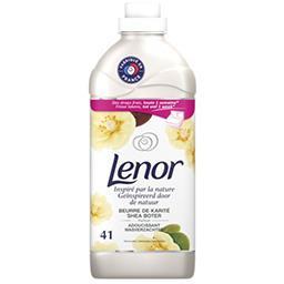Lenor Lenor Adoucissant beurre de karité La bouteille de 41 lavages