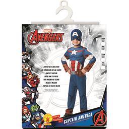 Marvel Marvel Déguisement Captain America taille L l'unité