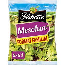 Florette Florette Mesclun le sachet de 175 g - Format familial