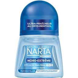 Narta Narta Déodorant homme ultra-fraîcheur 48 h le roll-on de 50 ml