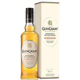 Glen Grant Glen Grant The Major Reserve - Single Malt Scotch Whisky la bouteille de 70 cl + étui