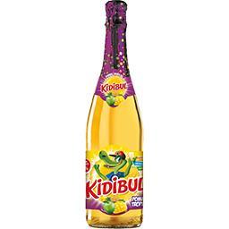 Kidibul Kidibul Boisson pomme tropical la bouteille de 75 cl