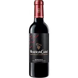Mouton Cadet Mouton Cadet Bordeaux, vin rouge la bouteille de 37,5 cl