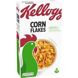 Kellogg's Kellogg's Corn Flakes - Céréales Pétales de maïs Nature la boîte de 500g