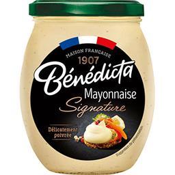 Bénédicta Bénédicta Mayonnaise Signature le pot de 255 g