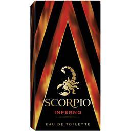 Scorpio Scorpio Eau de toilette Inferno le vaporisateur de 75 ml