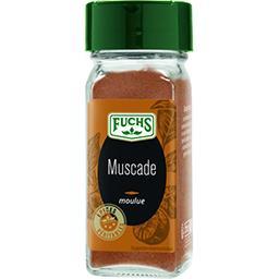 Muscade moulue