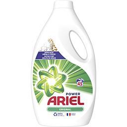 Ariel Ariel Lessive liquide original 45 lavages Le bouteille de 2.475l