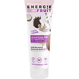 Energie Fruit Energie Fruit Shampooing coco et beurre de karité BIO le tube de 250 ml