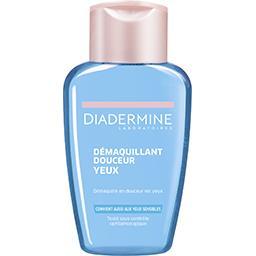 Diadermine Diadermine Soin Essentiel - Démaquillant Douceur Yeux le flacon de 125 ml