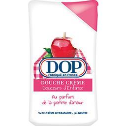 Dop Dop Douche crème douceurs d'enfance, au parfum pomme d'amour le flacon de 250 ml