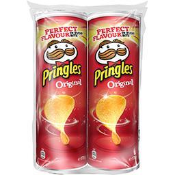 Pringles Pringles Snack Original les 2 boites de 175 g