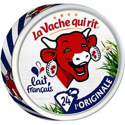 La vache qui rit La Vache qui rit Fromage fondu la boite de 24 portions - 384g