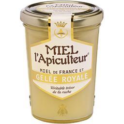 MIEL l'Apiculteur Miel l'Apiculteur Miel de France et gelée royale le pot de 250 g