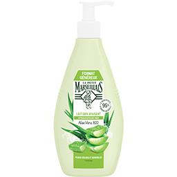 Le Petit Marseillais Le Petit Marseillais Lait soin hydratant apaisant Aloe Vera Bio le flacon de 400ml