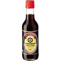 Kikkoman Kikkoman Sauce soja la bouteille de 250 ml
