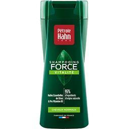 Petrole Hahn Pétrole Hahn Shampooing Force Vitalité L'Original vert cheveux normaux le flacon de 250 ml