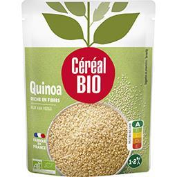 Céréal Bio Céréal Bio Quinoa au naturel BIO le sachet de 220 g