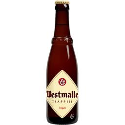 Westmalle Westmalle Bière Tripel la bouteille de 33 cl