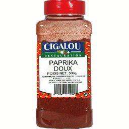 Restauration paprika doux