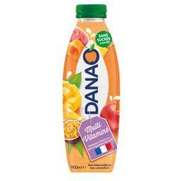 Danao Danao Boisson multivitaminé la bouteille de 900 ml