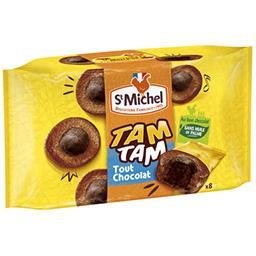 St Michel St Michel Gâteaux Tam Tam tout chocolat la boite de 8 - 220g