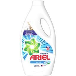Ariel Ariel Lessive liquide alpine 30 lavages La bouteille de lessive de 1.65l