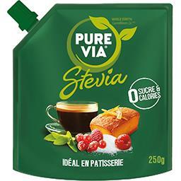 Pure Via Pure Via Edulcorant Stevia en poudre la poche de 250 g