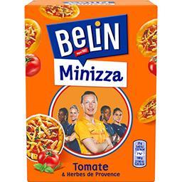 Belin Belin Minizza - Biscuits crackers tomate & herbes de Provence la boite de 85 g