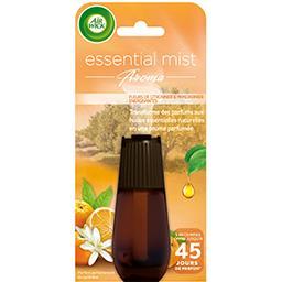 Essential Mist - Recharge diffuseur citronnier mandarinier