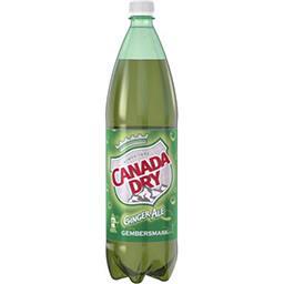 Canada Dry Canada Dry Soda Ginger Ale aux extraits naturels de gingembre la bouteille de 1,5 l