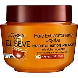 Huile Extraordinaire - Masque Nutrition Intense jojoba