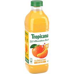 Tropicana Tropicana Pure Premium - Jus de Clémentine la bouteille de 1 l