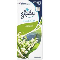 Glade Glade Recharge Touch & Fresh fraîcheur brin de muguet la recharge de 10 ml